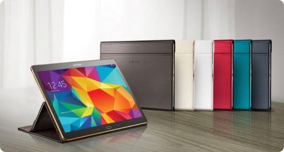 La Samsung Galaxy Tab S au meilleur prix chez Boulanger !