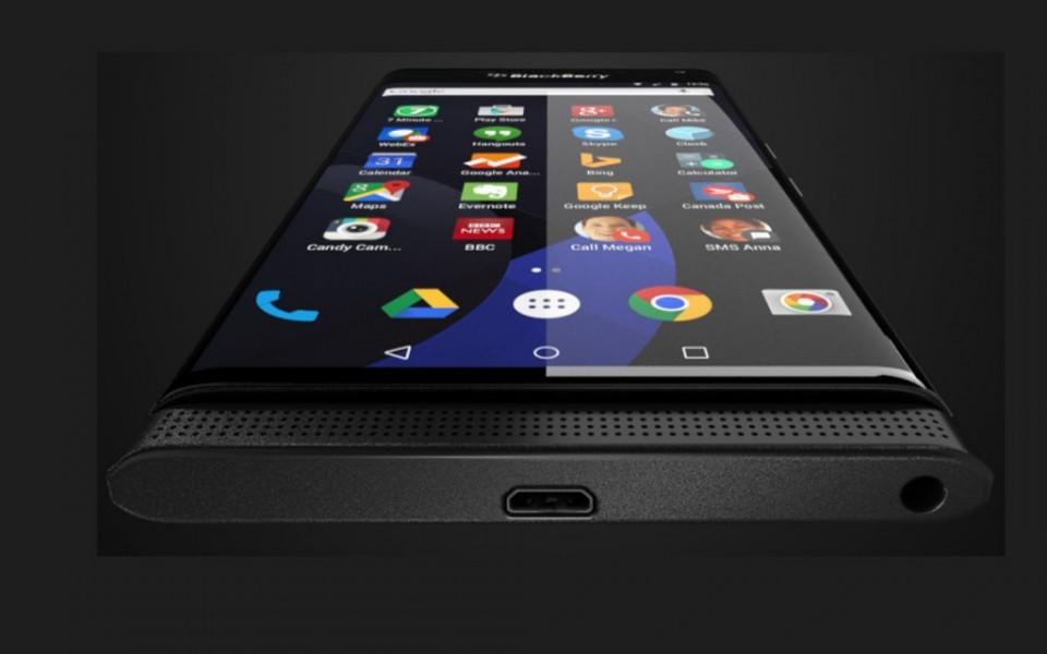 Blackberry son nouveau smartphone android aurait un for Photo ecran blackberry