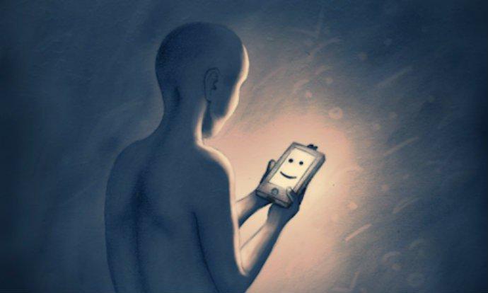 depression smartphone