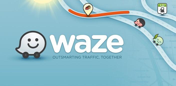 google covoiturage waze