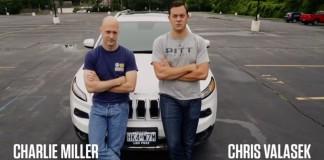 hackers voiture contrôle à distance