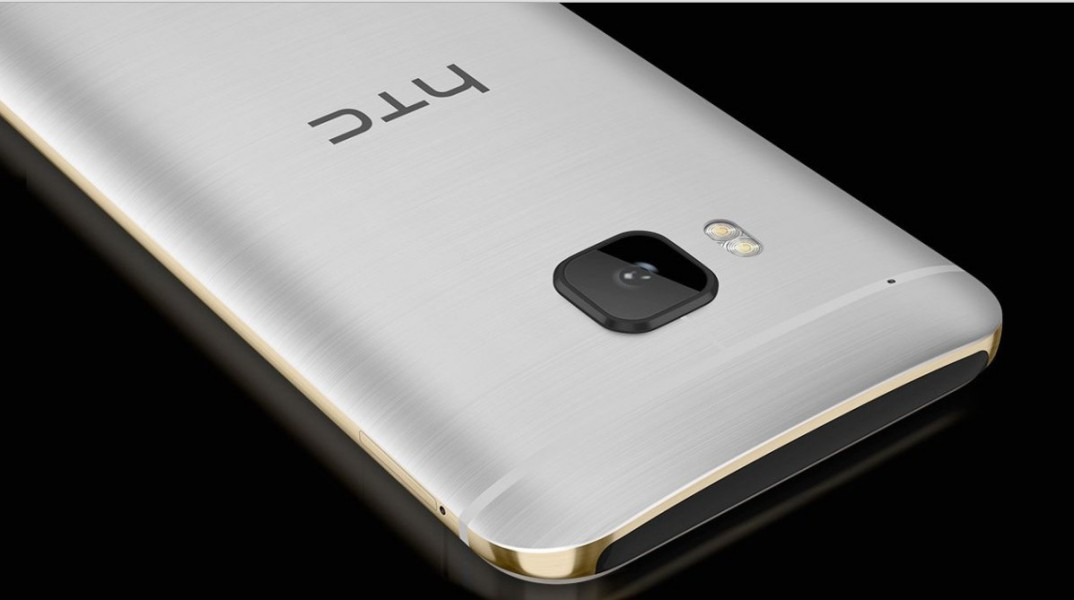htc one m9 or et argent