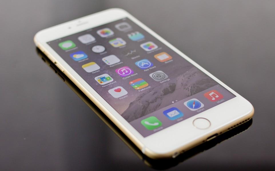 iPhone_6s moins bonne vente