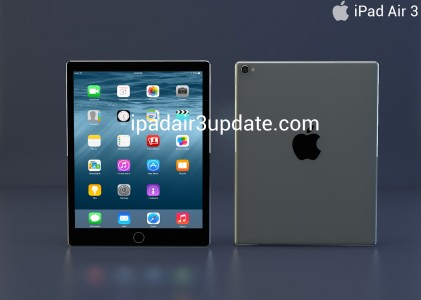 Un iPad Mini 4 pr�vu mais pas d'iPad Air 3