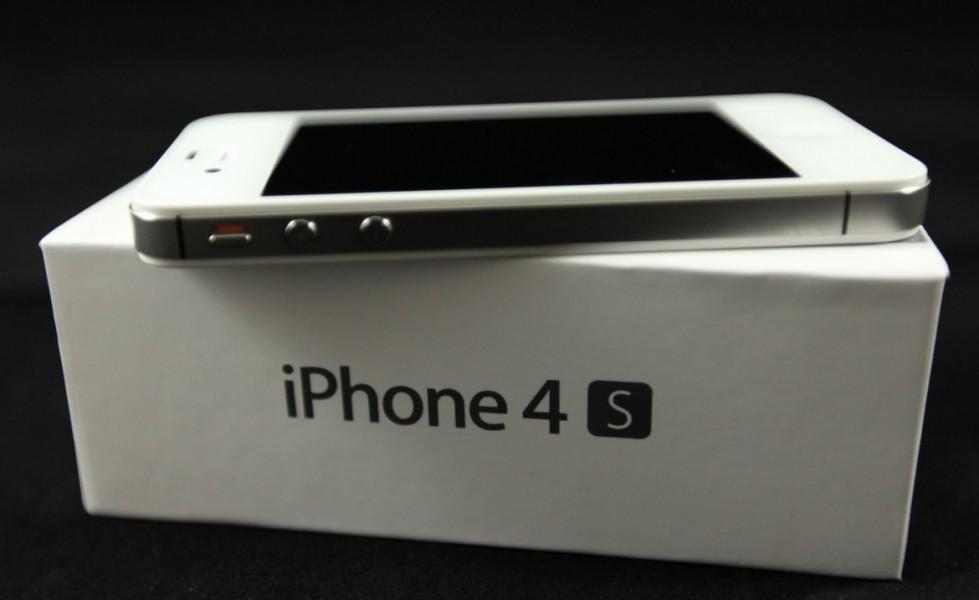 iphone 4s boite