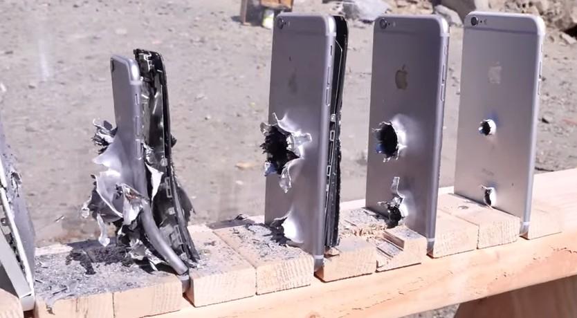 iphone 6 contre kalash