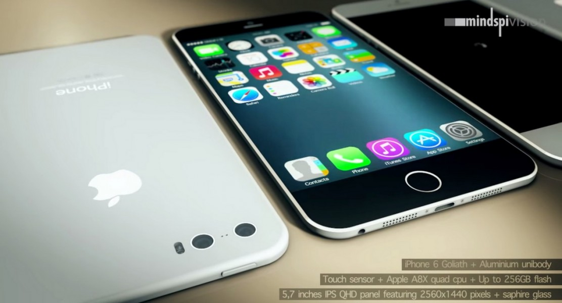 iphone 6s concept mindspi