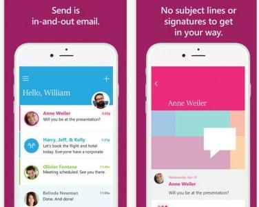 Microsoft Send : envoyer des e-mails aussi rapidement que des textos !