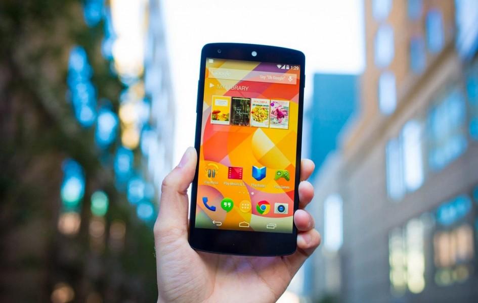 nexus 5 android m 2015