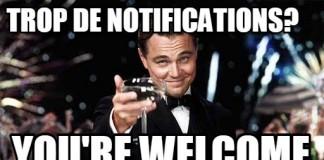 notifications ruinent votre vie
