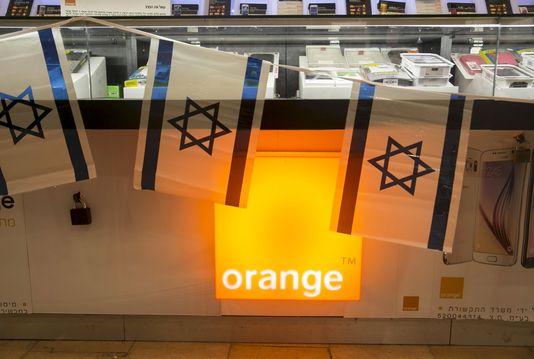 orange israel accord