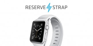 reserve strap apple watch