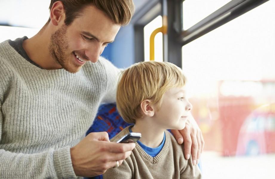 smartphone parent