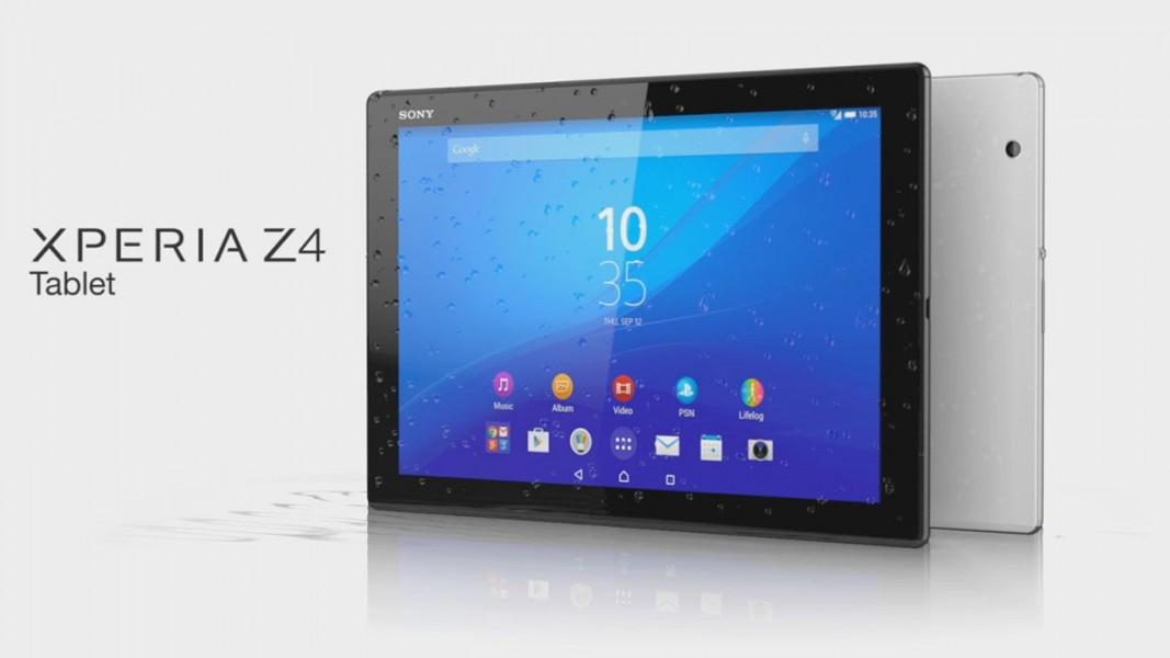 Sony Xperia Z4 Tablet, où acheter la version 4G au ...
