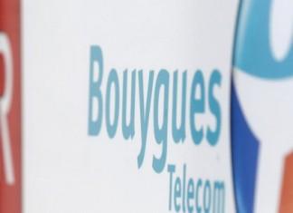 Bouygues telecom et SFR logo