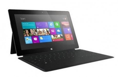 Microsoft Surface RT 64Go (Clavier Touchcover)