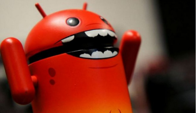 Smartphones Android faille hackers