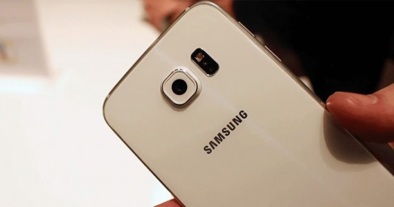 Samsung pourrait rendre le dos de ses smartphones tactiles