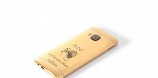 htc one m9 customisé lion cecil
