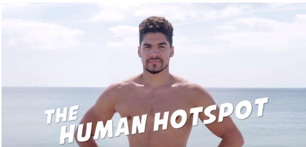 human hotspot