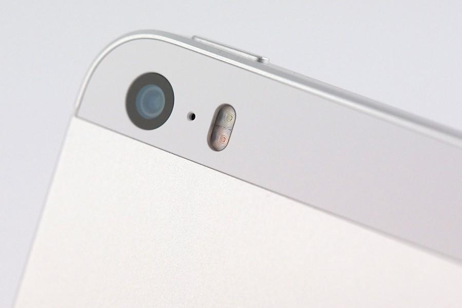iphone 5s capteur photo