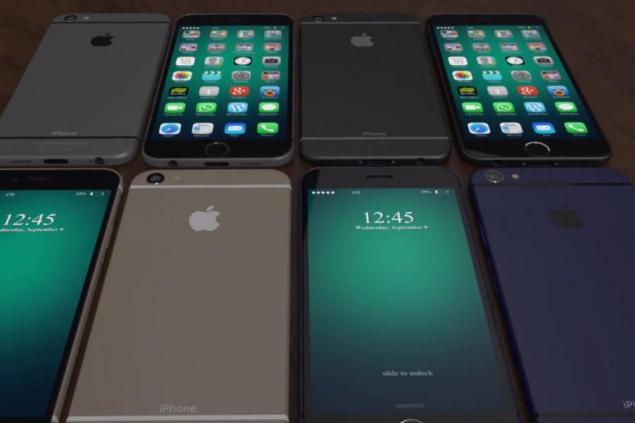 iphone 6s concept dark