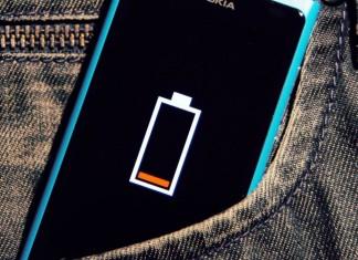 la batterie de votre smartphone