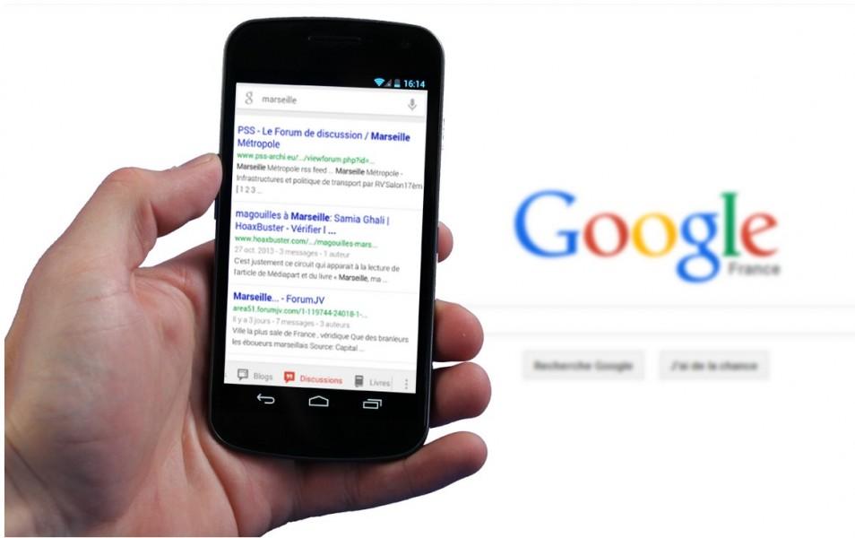 retrouver son téléphone sur google