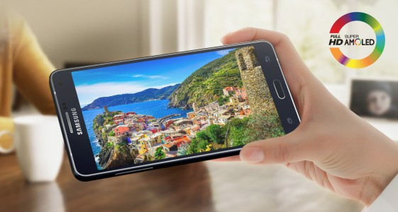 Test du Samsung Galaxy A7 , attention au processeur !