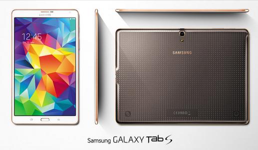 Samsung Galaxy Tab S : �conomisez 50 euros sur son prix !