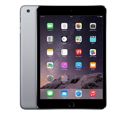 Apple iPad Mini 3 16Go 4G Gris