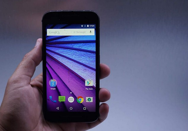 Motorola Moto G 4G 2015 fond priceminister