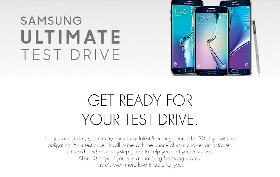 Samsung Galaxy S6 Edge Plus test