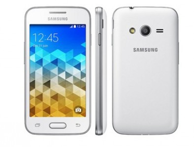 Samsung Galaxy Trend 2 Lite blanc
