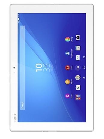 Sony Xperia Z4 Tablet 4G Blanc