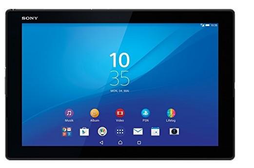 Sony Xperia Z4 Tablet 4G Noir