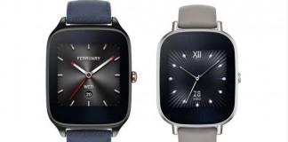 asus zenwatch 2 deux versions