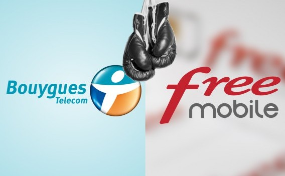 bouygues telecom free mobile