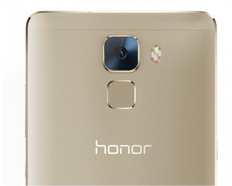 honor 7 capteur photo