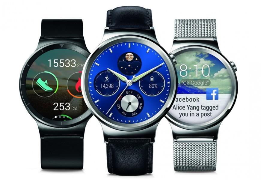 huawei watch trio