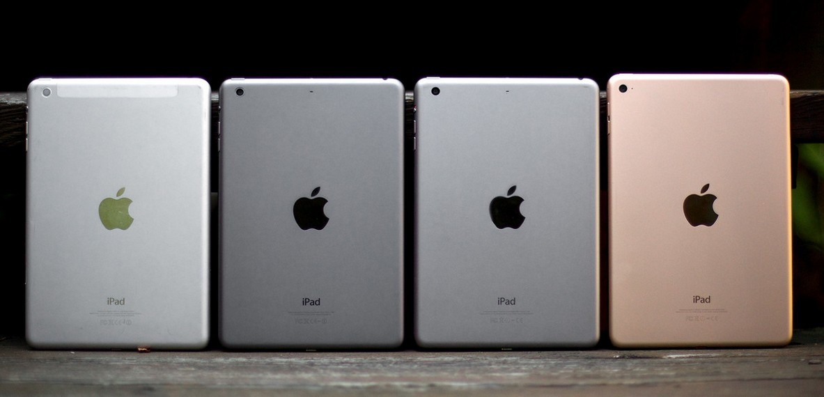 l ipad mini 4 aura 2 go de ram meilleur mobile. Black Bedroom Furniture Sets. Home Design Ideas