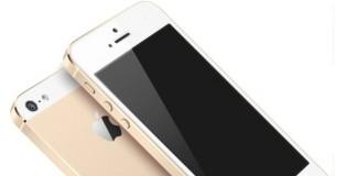 iphone 5s deux coté