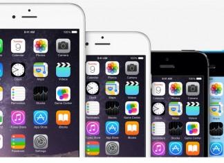 iphone 6 plus à iphone 5c