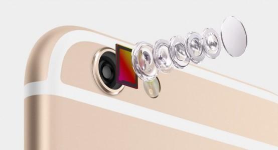 iphone 6s capteur