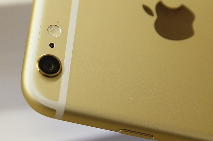 iphone 6s capteur photo dorsal