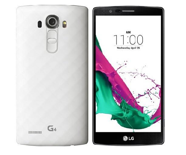 lg g4 blanc