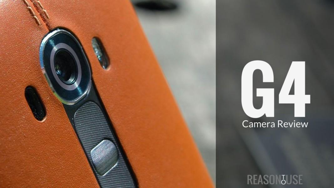 lg g4 caméra