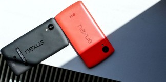 nexus 5 2015 black and red