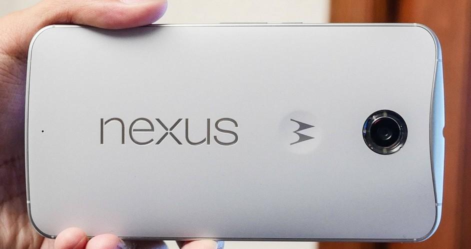 nexus 6 blanc