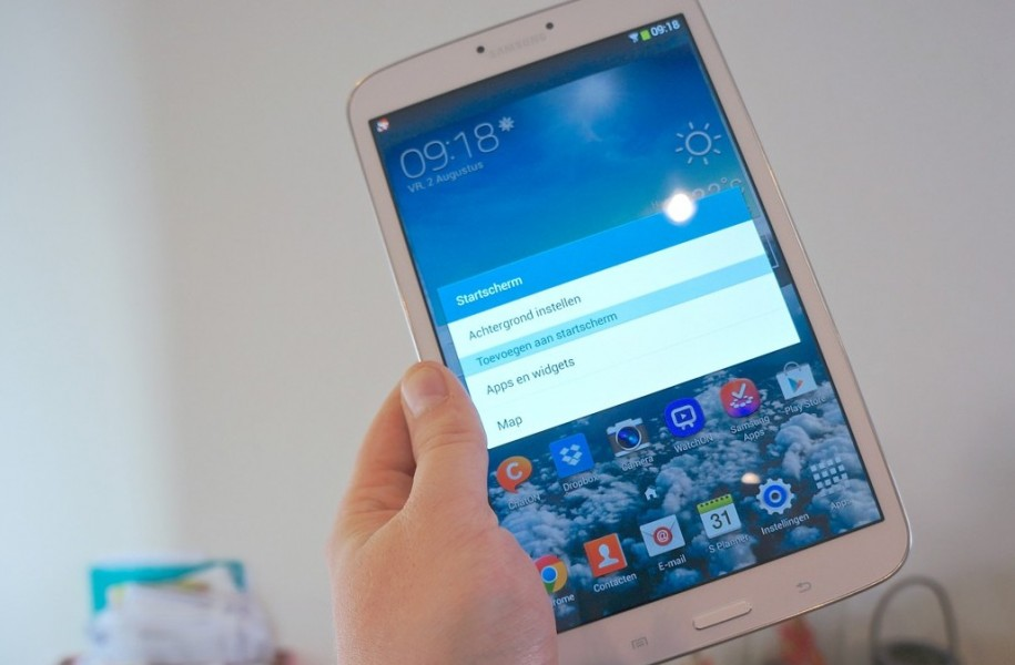 nrj mobile tablette